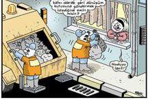 Beycon'dan Karikatürler
