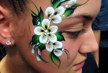 bloemen paint
