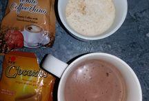 Kaffee und Gesundheit / Es geht um verschiedene Kaffeesorten, die mit Heilpilz gemixt wurden.
