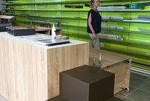 Avancée des travaux de la pharmacie / Suivez en direct les étapes de l'agrandissement de notre Pharmacie Agnès Praden.