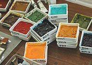 Blande farger