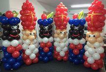 Ballonnen Sinterklaas