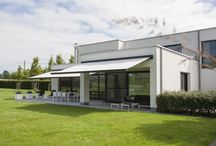 terrasoverkapping aluminium lamellen / terrasoverkapping zonwering aluminium lamellen