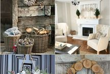 Winter decorating- Baby, It's Cold Outside