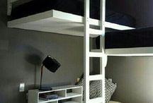 02 Ann's room / Dětský pokojík(y), herna a prostor pro dobrodružství
