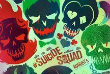 Esquadrão Suicida/ DC comics