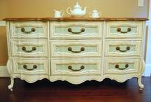 Painted furniture / by Tonya May
