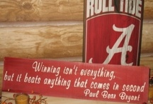 Roll with the Tide / by Sarabeth Turman
