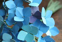 AllThingsBlue / by Kathy Puzerewski