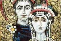 Byzantine Era  - Treasures - Art / Byzantine Art through the Centuries