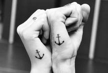 Tattoos / by John Elizabeth Shurley