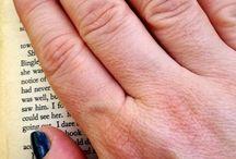 #librosyesmaltes #booksandnailpolish / #librosyesmaltes