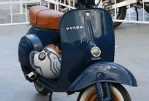Drive my Vespa to the movies