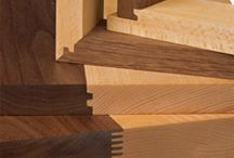 Glue Joints / Make strong and durable glue joints within your woodworking projects with our selection of various glue joint choices!
