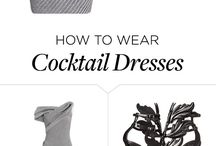 Cocktail dressez