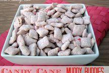 Muddy Buddy Flavors / by Mary Ann Van Osdell
