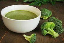 Brocolis / Voici plus de 100 recettes pour cuisiner le brocolis.
