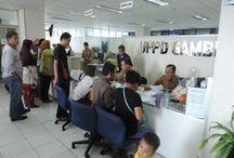 UPPRD Gambir / Kegiatan di UPPD Gambir