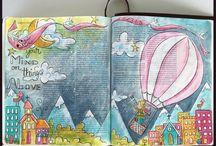 Bible Journaling - Colossians