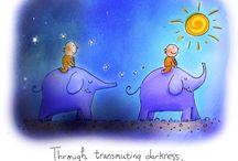 vignette yoga