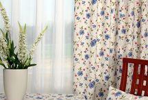Perdele și draperii / Perdele și draperii pentru o casă frumoasă și elegantă.