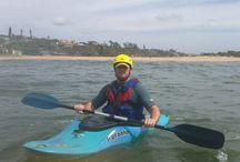 Kayaking - Kobus Kruger