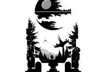 Star Wars / A long time ago in a galaxy far, far away ...