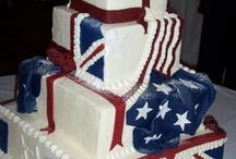 British American Wedding