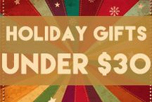 Holiday Gifts Under $30 / Looking for the perfect gift from Tortuga Rum Cakes? Check out these gifts under $30 your loved ones - and your wallet - will love this holiday season!