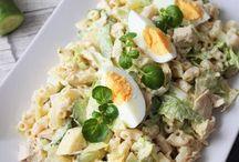 Salaatit ja muut lisäkkeet