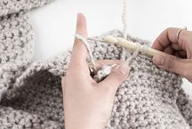 Crochet is Easy / Anyone! Yes, anyone can crochet! It`s my belief.