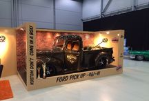 Ford pickup -46