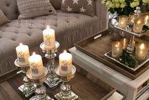 Riviera Maison♡ living rooms♡ / woonkamer ideeën/inspiratie