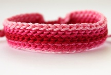 "Beginner's Crochet for Teens / Teen program, December 8, 1:00 - 3:00 at Clark Pleasant Branch - Get your holiday gift list ""all tied up"" at a beginner's crochet class at your library. Susan DellaRocco from Starstruck Cat Studio will teach you how to make a bookmark or friendship bracelet. All materials will be provided. Registration is limited to six per session, so sign up now! / by Johnson County Public Library"
