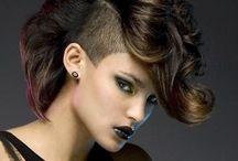 hair / by Sarah Isfahani