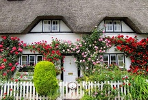 Small is Beautiful / Cottage gardens, small plots and interesting ideas for your garden at home