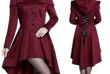 Alternative coats and jackets