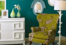 Repurposed & Redecorating Ideas / Rooms, paint colors, acessories / by Vickie Burnham