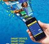 Cool Pool Tech / New technology for pools and backyards