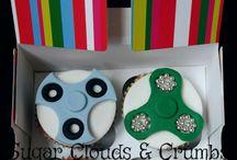 spinner cake