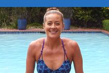Well-Being: Pool Workouts