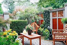 GARDEN INSPIRATION / by Margaret Polaneczky, MD