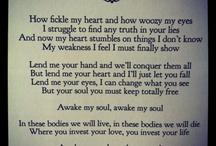 words I like / by Amanda Myrick