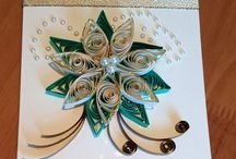 Christmas quilling / by Patricia Hayes