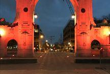 Christchurch / Bridge of Remembrance