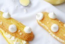 Spring-Summer Desserts