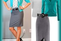 Work/ professional outfits