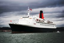 The Great Ocean-Liners / by Johan Holm