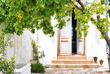 Architecture - gardens / Gardens, courtyards