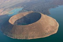 Crater Lakes, Natural Valley Catchments, & Dams - Permanent Basins Of Still Waters.